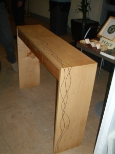 Entwine Console Table