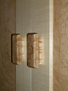 Bird's Eye Maple Handles