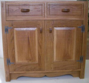 Kitchen cabinet - freestanding
