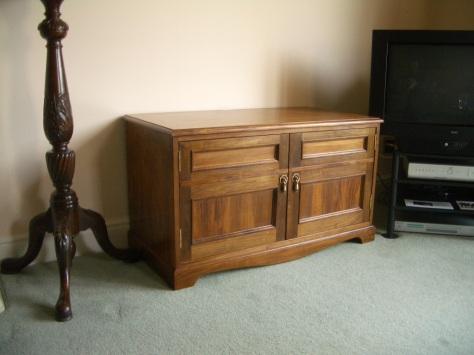 wood dvd storage cabinet plans